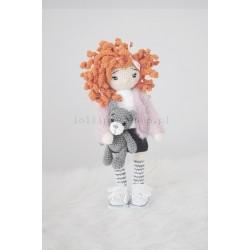 Lutka - lalka z misiem